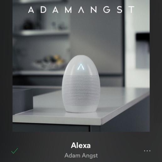 Adam Angst - Alexa